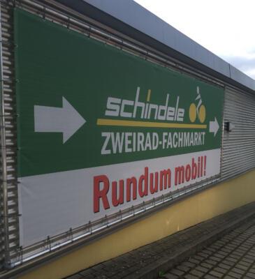 Schwarz_Zweirad Banner